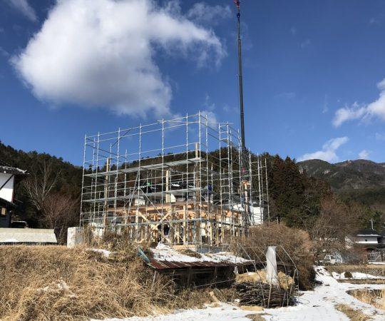 Nanakuri 建方開始