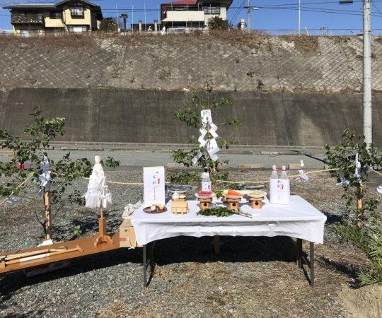 Liafail 地鎮祭